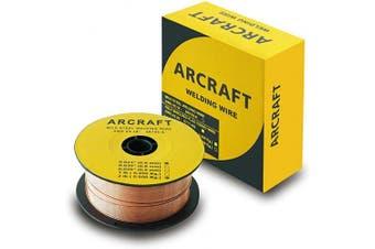 (ER70S-6 .023) - ARCRAFT Welding Wire, ER70S-6 .023 Mig Solid Welding Wire, 0.9kg