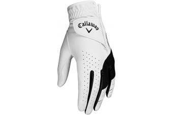 (S, Left Hand (for the Right Handed Golfer)) - Callaway 2019 Boys X Junior Golf Glove