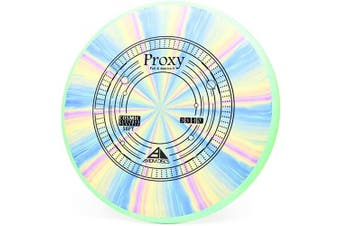 (165-170, Soft) - Axiom Discs Cosmic Electron Proxy Disc Golf Putter (Colours May Vary)