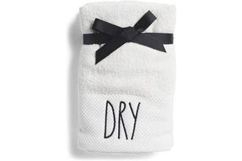 (Dry) - Rae Dunn by Magenta Hand Towels - Set of 2 (Dry)