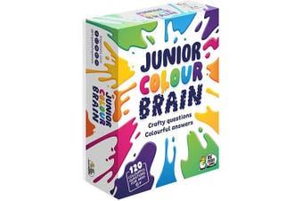 Junior Colourbrain The Ultimate Board Game for Kids
