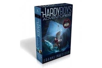 Hardy Boys Adventures: Books 1-4
