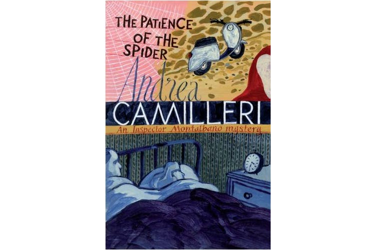 The Patience of the Spider (Inspector Montalbano mysteries)