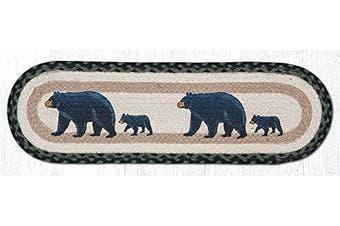(Mama & Baby Bear) - Earth Rugs Stairtread