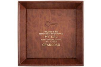 (Dad/Granddad) - CB Gift Just for Him Tray Tabletop, Dad/Granddad