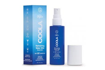 (25ml) - COOLA Suncare COOLA Full Spectrum 360° Refreshing Water Mist Organic Face Sunscreen SPF