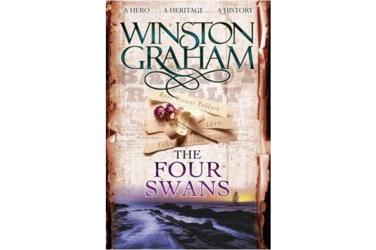 The Four Swans: A Novel of Cornwall 1795-1797 (Poldark)