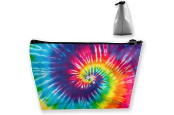 (Tie Dye) - Tie Dye Makeup Bag Pencil Case Students Super Large Capacity Tye Gift Cosmetic Bag for Teen Girl Women Pen Pouch