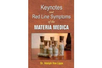 Keynotes & Redline Symptoms of Materia Medica