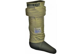 (BSK400-Large) - Chota Outdoor Gear Tundra Hippies, 100 % Breathable Hip Waders