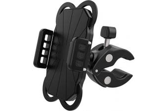 Motorcycle Phone Holder,[Upgraded] Cell Phone Mount for Motorcycle & Bike,Motorcycle Accessories for Harley Davidson