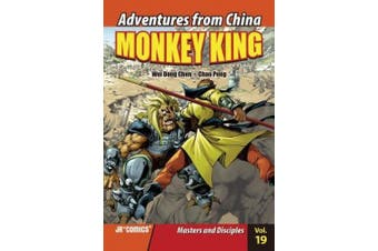 Masters & Disciples (Adventures from China: Monkey King)
