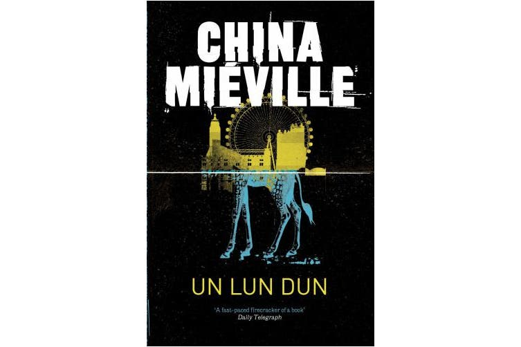 Un Lun Dun. China Miville