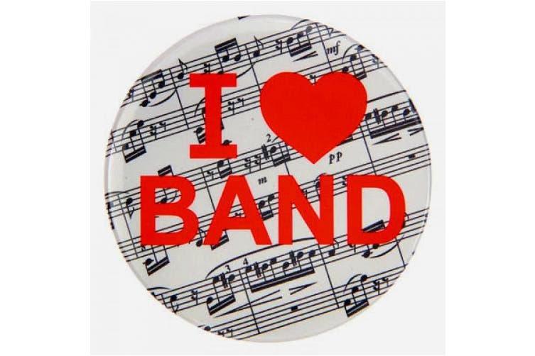 Button I Love Band