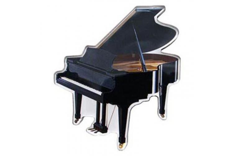 Magnet Grand Piano 10cm Acrylic