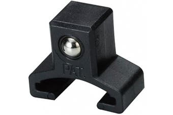 (1.3cm  Socket Clip) - ARES 70083-10-Piece 1.3cm Drive Black Spring Loaded Ball Bearing Socket Clips - Additional Clips for Use with ARES Aluminium Socket Rails