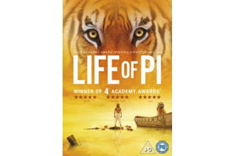 Life of Pi (Region 2)