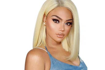 (30cm , 613 Straight Wig) - Beauhair 613 Blonde Human Hair Wigs For Women With Baby Hair Straight Glueless Lace Front Wigs Silky Natural Hairline Brazilian Virgin Human Hair Glueless Lace Wig (30cm , 613 13x 4 Lace Wig)