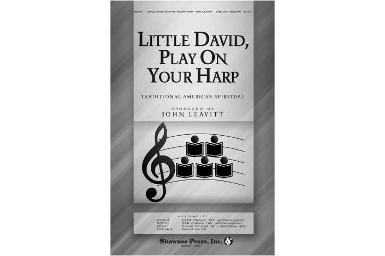 Little David Play Your Harp