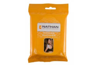 (1) - Nathan Power Shower Refreshing Body Wipes