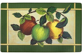 (46cm  x 80cm , Multi) - Achim Home Furnishings Apple Orchard Anti Fatigue Mat, 46cm x 80cm