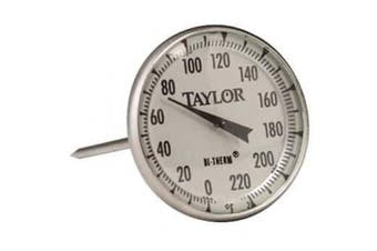 Taylor 61054J Commercial Series Instant-Read Analogue Bimetal Meat Thermometer