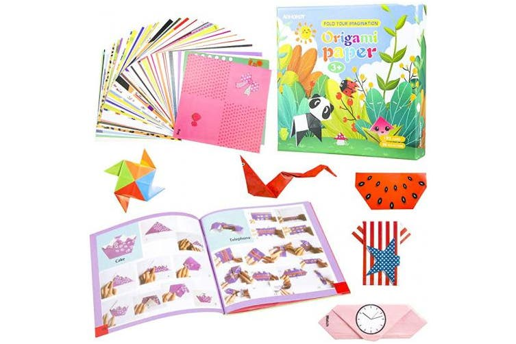 Origami Kit - Dinosaurs — littlewhimsy | 502x753