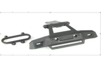 (M16004) - BEZGAR RC Car Spare Parts Apply for BEZGAR 6 RC Car Front Bumper Assembly M16004