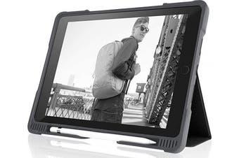 STM dux plus Sleeve for iPad Pro 25cm - Black