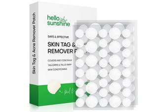 (108 Pcs) - Skin Tag and Acne Remover Patches, Tags dries and fall away,Natural Ingredients, improved formulation skin tag remover (108 Pcs)