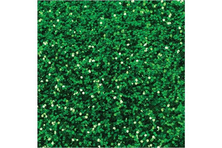 (Green) - Pacon Spectra Glitter Sparkling Crystals, Green, 120ml Jar (91660)