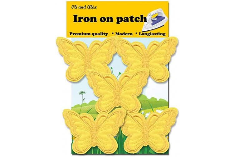 Yellow A 55 5 Yellow Avega Butterfly Patches Bug Embroidered Iron On Applique Patch 2 95 X 1 96 Inches 7 5cm X 5 0cm Kogan Com Use this easy calculator to convert feet and inches to metric. kogan com