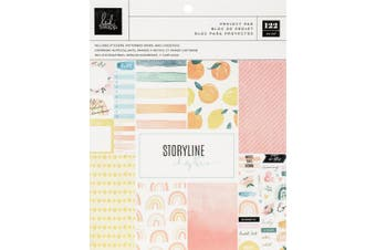 Heidi Swapp Storyline Chapters Project Pad 19cm x 24cm