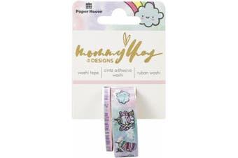 Paper House X Mommy Lhey Washi Tap 2/Pkg