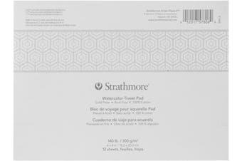 Strathmore Watercolour Travel Pad 15cm x 20cm