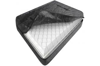 Waterproof Mattress Storage Bag Queen - Zippered Mattress Cover for Moving - Heavy-Duty Carry Handles & Material - Queen Bed Storage Mattress Bags - Reusable Moving Supplies