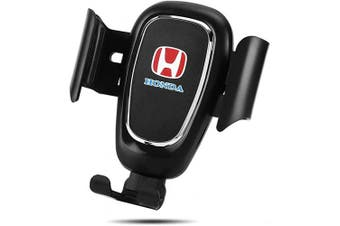 (For Honda) - Car Mount Phone Holder Automatic Locking Universal Air Vent GPS Cell Phone Holder for Honda (for Honda)