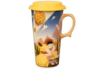 Disney Pixar Up Ceramic Travel Mug