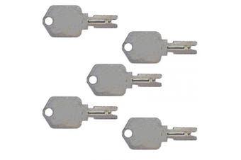 1430 (5) Hyster Heavy Equipment Ignition Keys Clark Yale Daewoo Hyster Gradall JLG Forklift Key
