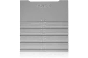 (Divider) - Leviton FBDIV-GY Concrete Floor Box Low Voltage Divider