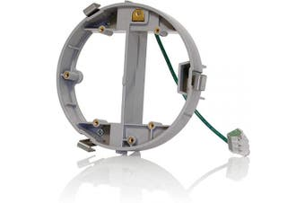 (Leveling Ring) - Leviton FBLEV-GY Concrete Floor Box Levelling Ring