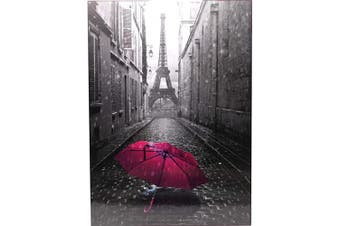 Eiffel Tower 1000 Large Piece Jigsaw Puzzle for Kids Adults - 70 x 50cm Size