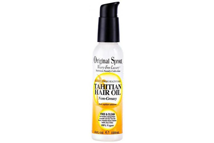 (120ml) - Original Sprout Tahitian Hair Oil Oil For Unisex 120ml