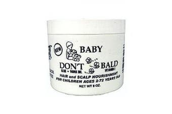 BABY DON'T BE BALD Hair and Scalp Nourishment 240ml