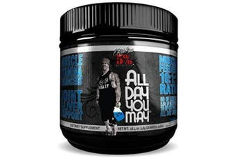 5% Nutrition - Rich Piana All Day You May, Blue Raspberry