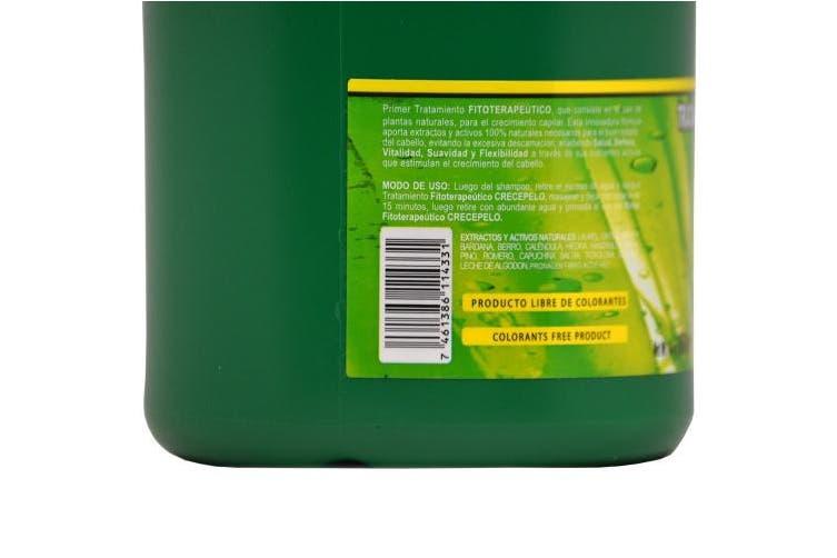 (1060ml) - Crece Pelo Tratamiento Fitoterapetico Natural (Natural Phitoterapeutic Treatment) 1060ml