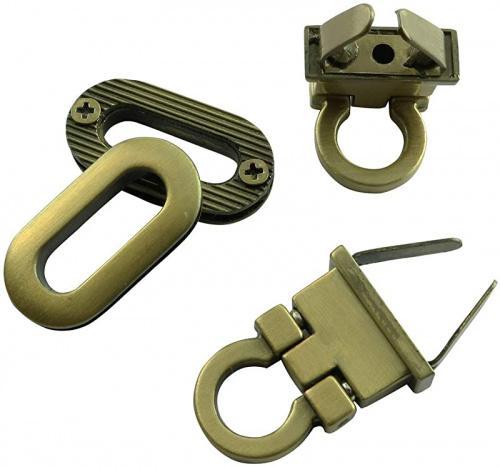 Batino 100pcs Safety Pins Curved Basting Sewing Quilting Bending Pins DIY 27mm