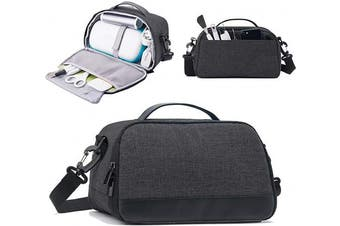 (Bag, Black) - BGD-DG Carrying Case Compatible with Cricut Joy Machine, Cricut Joy Starter Tool Set, Fine Point Pen and Other Supplies, Compact and Portable, Black (Bag Only)