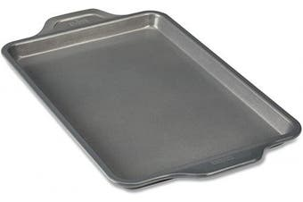(Jelly Roll Pan) - All-Clad Pro-Release jelly roll pan, 38cm x 25cm x 2.5cm , Grey