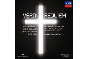 Verdi: Requiem [Live In Milan / 2012] [2 Discs]